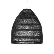 Maja kattovalaisin Ø 36,5 cm Musta