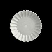 Oyster Lautanen Harmaa 28 cm