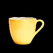 Organic kahvimuki Keltainen 60 cl